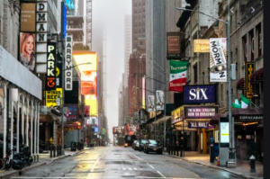 Covid-19 has closed Broadway shows and may have a huge impact on Broadway theater companies